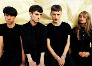 Die Rocker von These New Puritans mit neuem Album im Indie Blog.